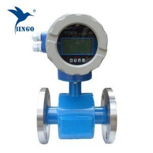 цахилгаан соронзон урсгал хэмжигч ашигладаг бохир усны цэвэрлэх байгууламж