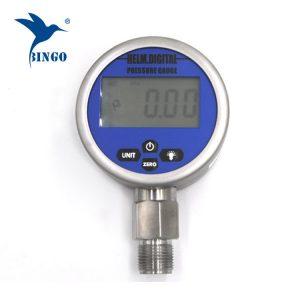 Ухаалаг Вакуум Дижитал даралт хэмжигч, LCD, LED дэлгэц, 100MPa хэмжигч