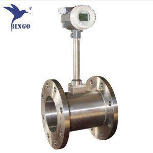 Хийн төрлийн усны урсгал - coriolis масс дижитал агаарын урсгал хэмжигч